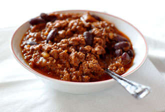 chile con carne, 10 pointsplus