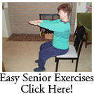 easy senior exercise