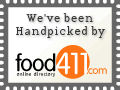 We've been Handpicked by Food411!