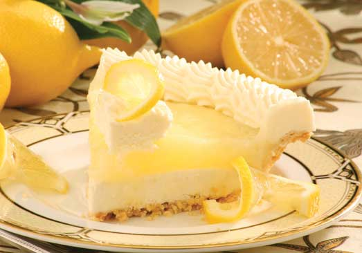 Eight-inch Lemon Supreme Pie