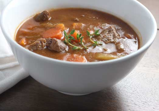 Beef Stew, California