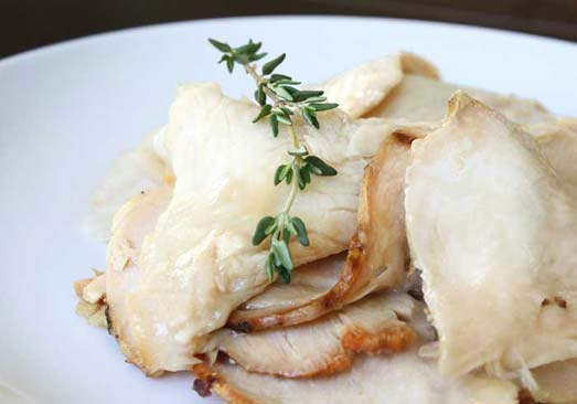 Roasted Turkey with Gravy -Special Deal