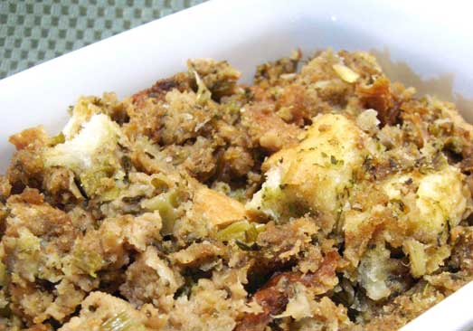 Apple & Sage Stuffing