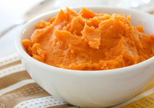 Mashed Sweet Potatoes- Unadvertised Special