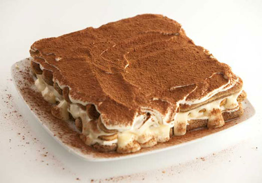 Tiramisu Delivered