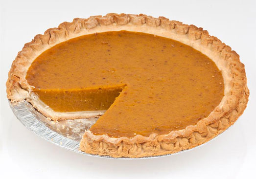 Pumpkin Pie, 6-inch