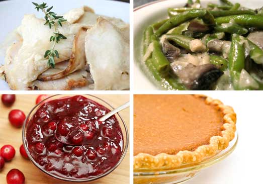 Deluxe Holiday Turkey Dinner for 2 or 4