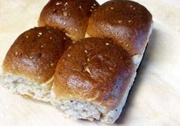 Whole Grain Rolls - Unadvertised Special!