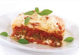 Family Size Meat Lasagna
