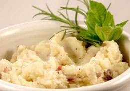 Magic Mashed Potatoes