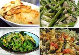 Single Serving Side Dishes #3