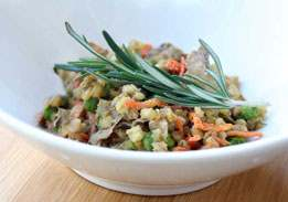 Barley Vegetable Pilaf