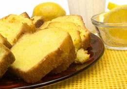 Pucker Up Lemon Loaf