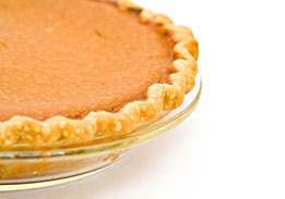 Pumpkin Pie, 8-inch