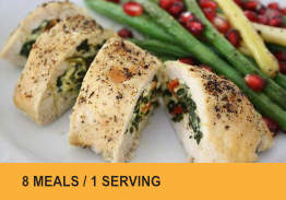 Meals for One (8 Meals) Bundle #3
