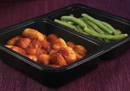Gnocchi Sorrentina with Green Beans - Individual Meal