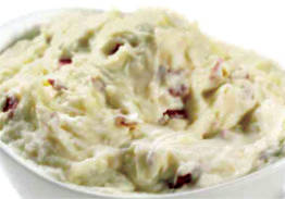 Red Bliss Mashed Potatoes - 2 lbs